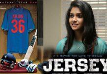 Keerthi Suresh in Nani Jersey Movie