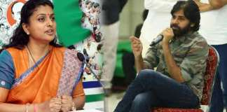 YCP Roja clarity about joining Jana Sena party
