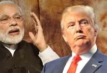Modi invites Donald Trump for Republic day in 2019