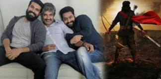 Rajamouli RRR is the story of a British period Story