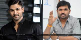 maruthi movie with allu arjun