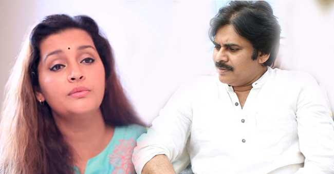 renu desai comments on pawan kalyan