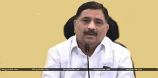 AP minister escaped from an accident