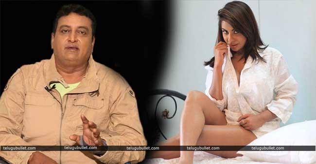 actor prudhvi raj about sri reddy