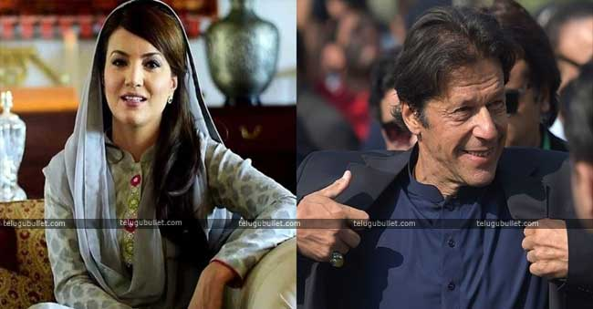 imran khan  Ex-Wife Reham Khan