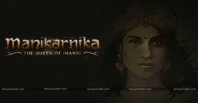 Kangana Ranaut Takes Over As The Director Of Manikarnika
