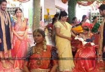 minister akhila priya marriage pics