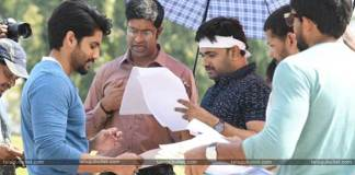 Shailaja Reddy Alludu over Re-Shoot