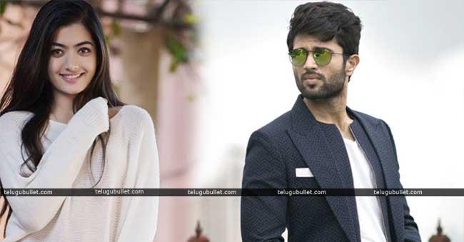 vijay devarakonda And Rashmika Next Movie update