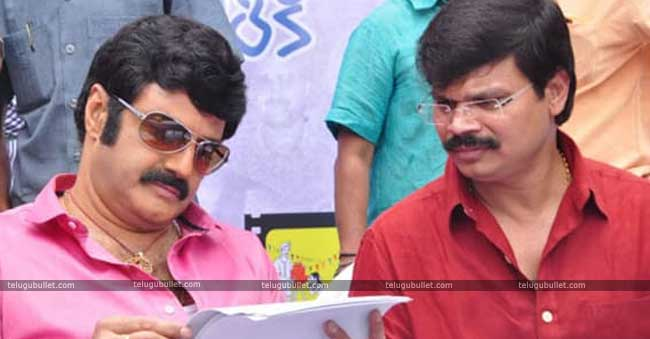 Will Boyapati Srinu Change His Attitude For Balakrishna Movie