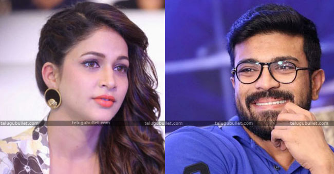 Feel Nervous And Missed Thanking To Ram Charan Says Lavanya Tripathi