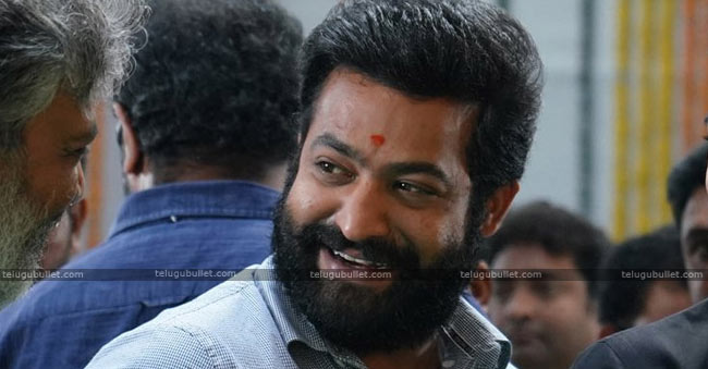 Jr Ntr New Look For Rajamouli Ram Charan RRR Movie