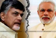 Chandrababu Naidu Warns Prime Minister Narendra Modi