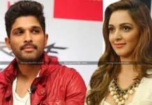 Allu Arjun Next Movie Heroine Kiara Advani