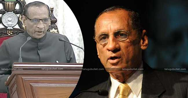 Governor Narasimhan Speech At AP Assembly Budget Sessions