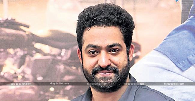 NTR Going Dubai For RRR