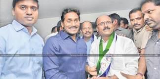 Rajampeta TDP MLA Meda Mallikarjuna Reddy Joins YSRCP