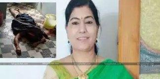 Two Members Arrested In Vijaya Reddy Murder Case