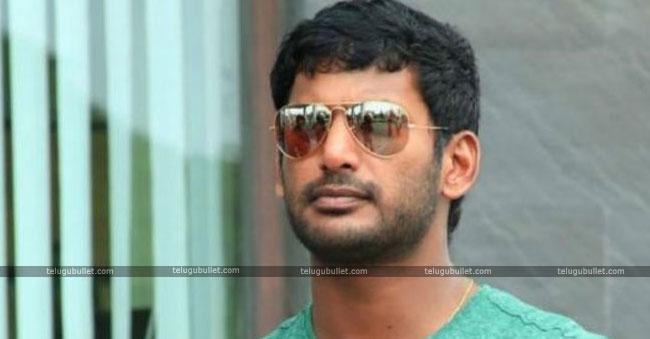 Vishal Injured On The Sets Of Temper Remake