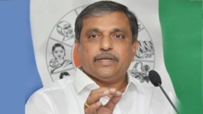 sajjala ramakrishnareddy as ap government advisor