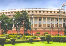 today onwards parliament