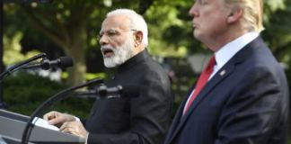 Modi is scheduled to meet with Trump today at G7 summit