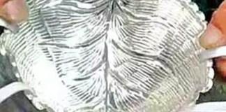 వెండి మాస్క్ లకు బారి డిమాండ్ ....స్వర్ణకారులకు చేతినిండా పని