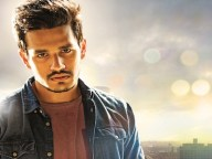 akkineni akhil movie troubles