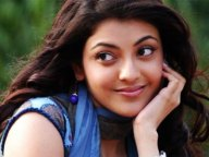 kajal in seetha movie