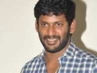 vishal accident in shooting