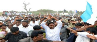 ys jagan reached kadapa