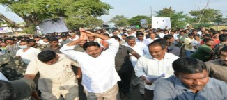 jagan in tirumala