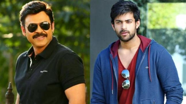 varun and venkatesh in f2