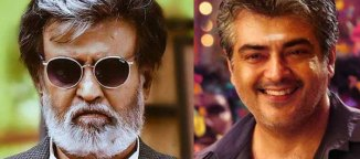 war between rajanikanth ajith fans