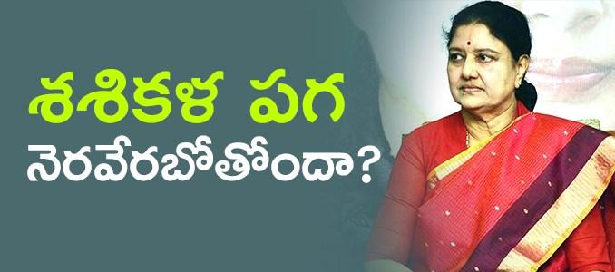 sasikala annadmk tamilnadu politics