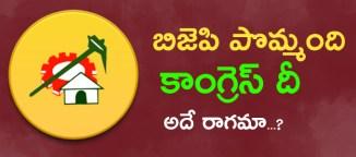 bharathiyajanathapartyindiannationalcongrssteugudesamparty