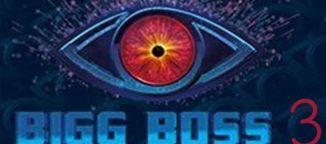 బిగ్ బాస్ 3 - big boss 3