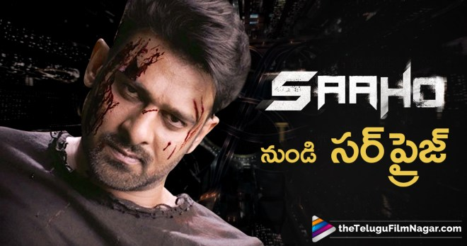 Saaho Team Special Surprise on Prabhas Birthday,Birthday is Going Bring in Special News for the Audience by Prabhas,Birthday Brings in a Treat for Prabhas Fans,Telugu Filmnagar,Tollywood Cinema Latest News,Telugu Film Updates,Latest Telugu Movies 2018,Prabhas Movie Latest News,Saaho Movie Latest Updates,Prabhas Gives Best Gif For Fans,Prabhas Special Gift For His Fans on His Birthday,Prabhas Movie Saaho Updates