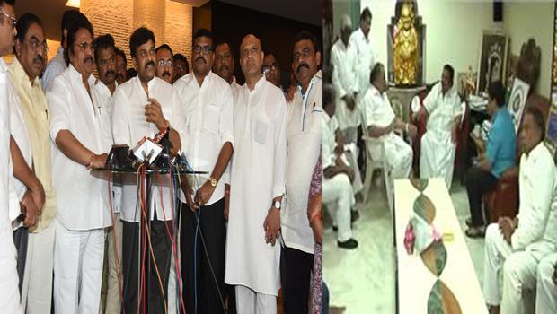 కాపు ఉద్యమం vs హోదాపోరాటం..