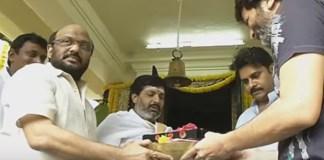 pawan trivikram new movie launch video
