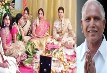 yedyurappa to attend gali wedding