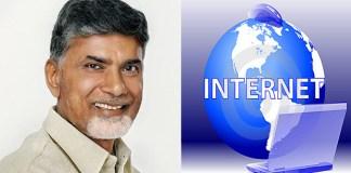 chandrababu give a internet to andhra pradesh in sankranthi