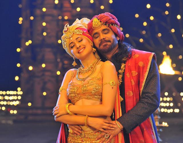 Raghavendra Rao Planing Om Namo Venkateshaya Movie Full Of Romantic Scenes.