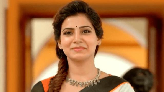 Samantha Tweet About Ram Charan Dhruva