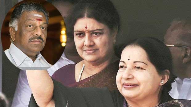 seshikala letter to jayalalitha
