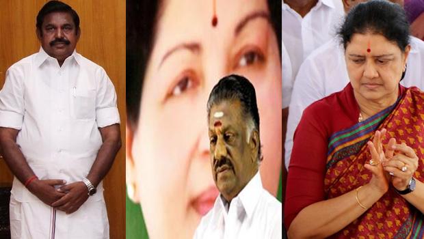 panneerselvam fight on palanisamy and sasikala in social media
