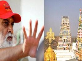 raghavendra rao plan to movie on yadadri pilgrims history