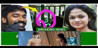 singer suchitra says dhanush and anirudh rape to me