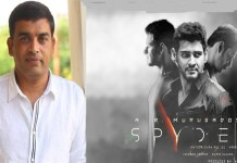 dhil raj came forward to buy a 'Spider' movie,