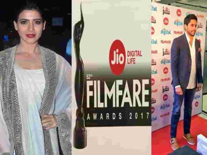 Samantha Speech Filmfare South Awards 2017 Winner